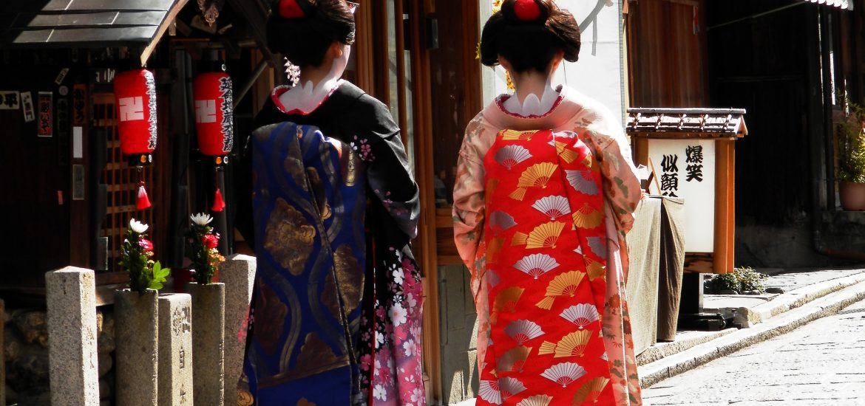 Japón, Geishas