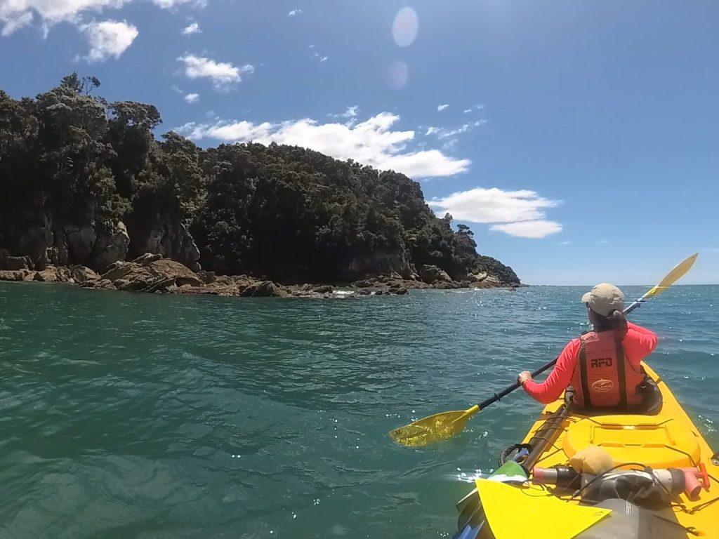 The Mad Mile, Abel Tasman Coast Track